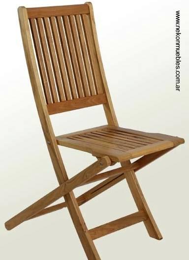 Arquitectura de casas sillas de jard n en distintos - Sillas madera jardin ...