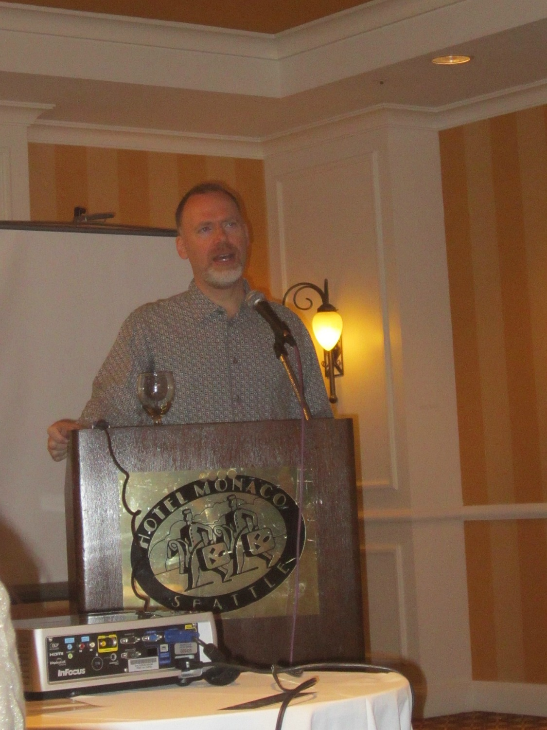 When I Heard That Scott Westerfeld Was Going To Give The Keynote For  Kidlitcon Seattle, I Was Excited Because He's A Big Name In Ya And An  Interactive