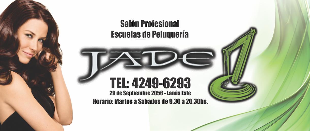 Academias de Peluqueria JADE - 29 de Septiembre 2056 Lanus - Tel: 4249-6293 -