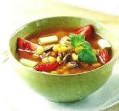Sup Jagung Pedas