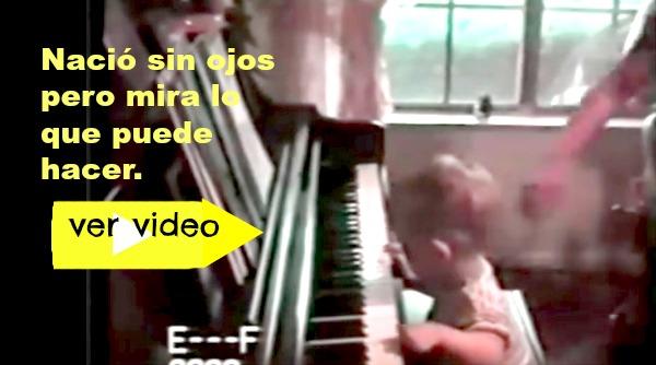 videos motivadores, inspiracional, niño sin ojos no piensa en su discapacidad sino en lo que puede hacer, frases de aliento