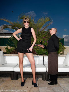 World's Longest Legs – Svetlana Pankratova