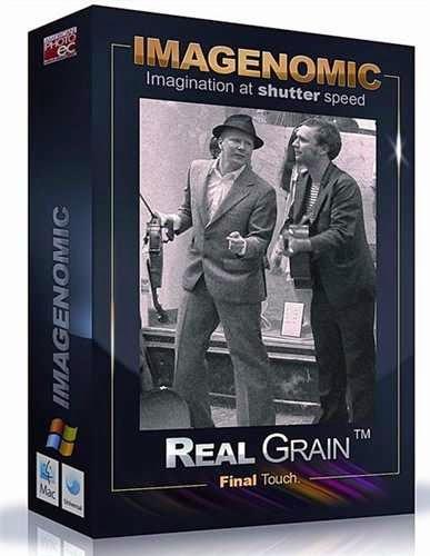 Imagenomic RealGrain 2.0 With Serial