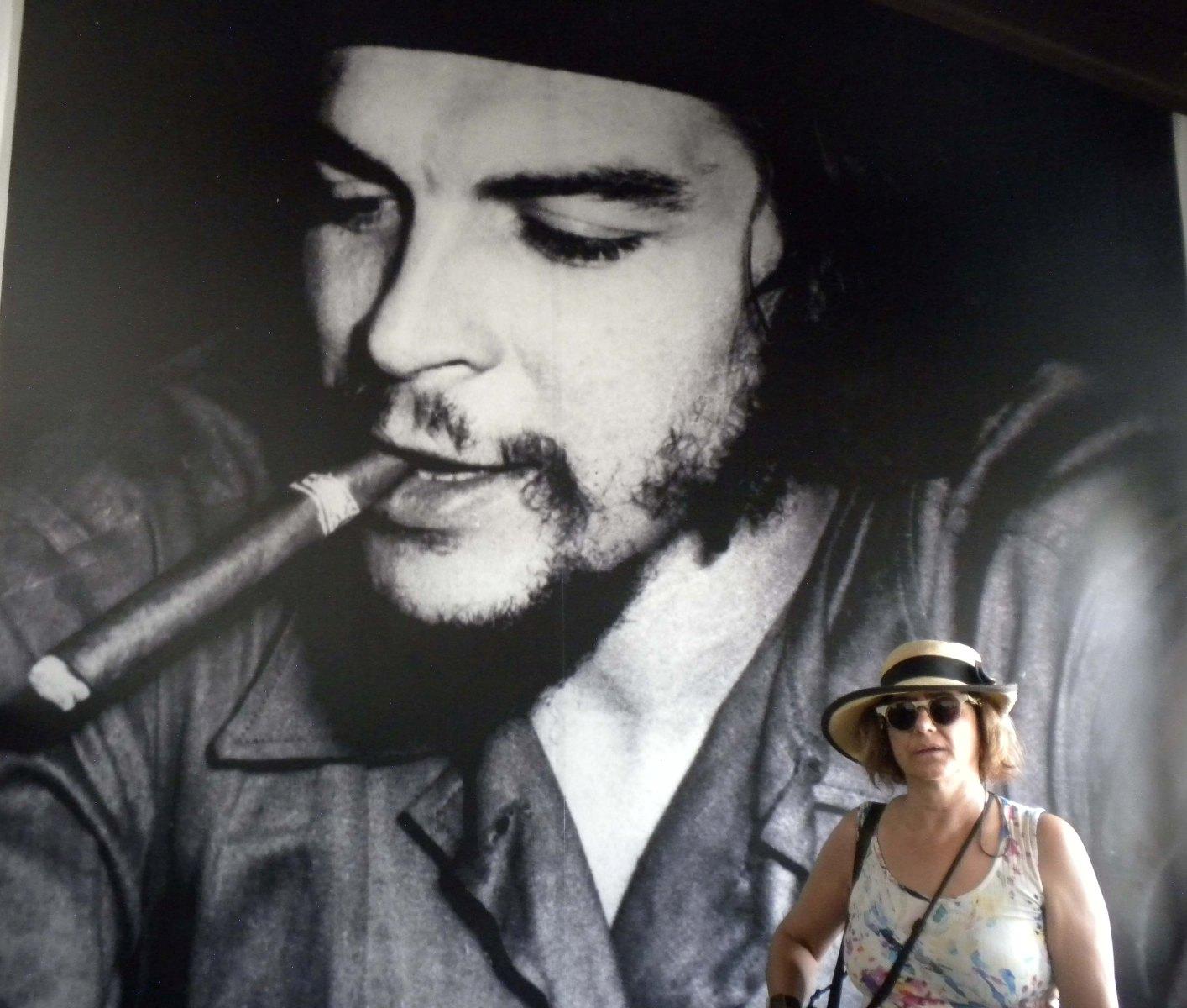 "Che Guevara 8.10.2017 ""Στο δρομο του Che"", Κουβα"