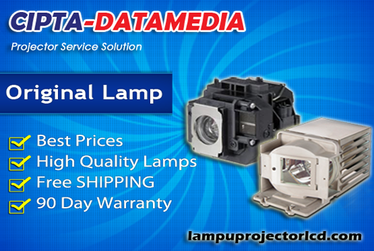 lampu projector original