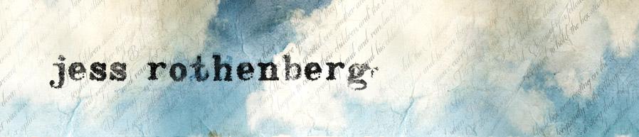 jess rothenberg