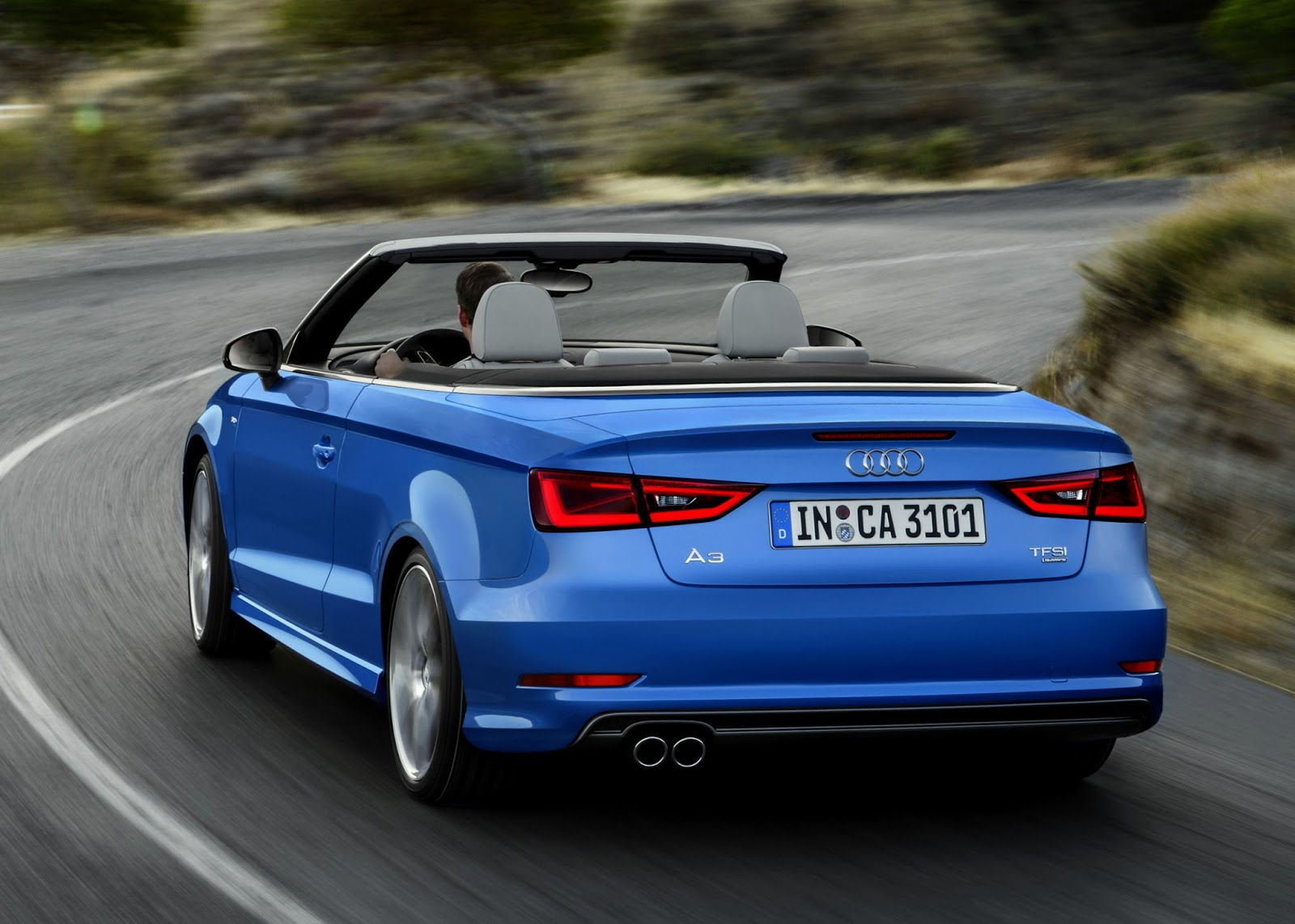 Press release sporty elegant and compact the new audi a3 cabriolet