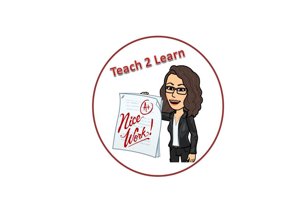 Teach 2 Learn with Kimberly Smith