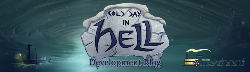 Cold Day In Hell - Development Blog