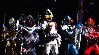 Kamen Rider Fourze States