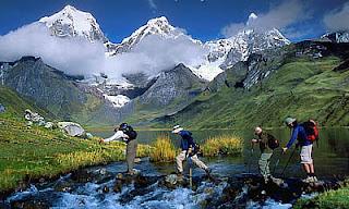 Importancia geográfica de los Andes