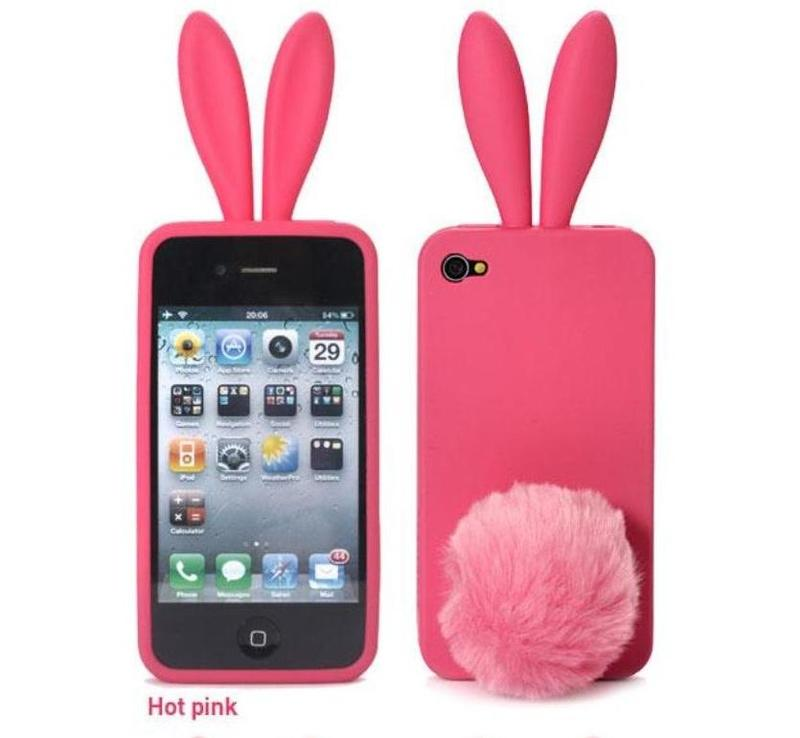 so cute rabito apple iphone 4 case blog. Black Bedroom Furniture Sets. Home Design Ideas