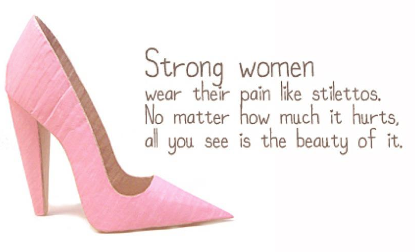 strong women special cause shana emily
