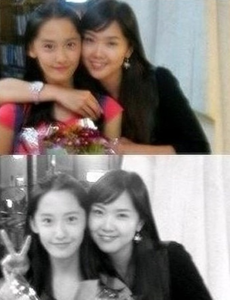 Yoona SNSD & Kakaknya
