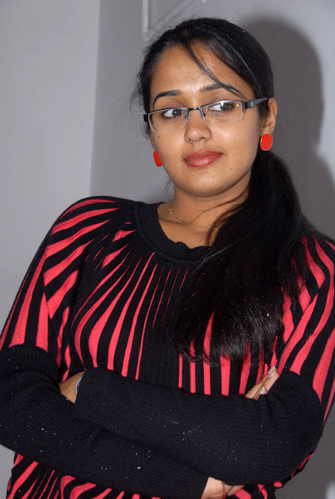 ananya from journey movie sucessmeet, ananya unseen pics