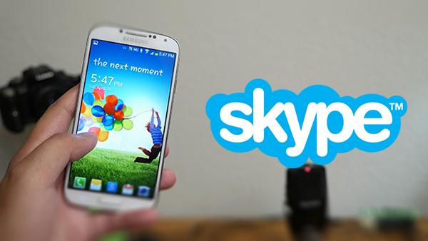 شيء غير متوقع يمكنك القيام به مع سكايب وهاتفك الذكي !