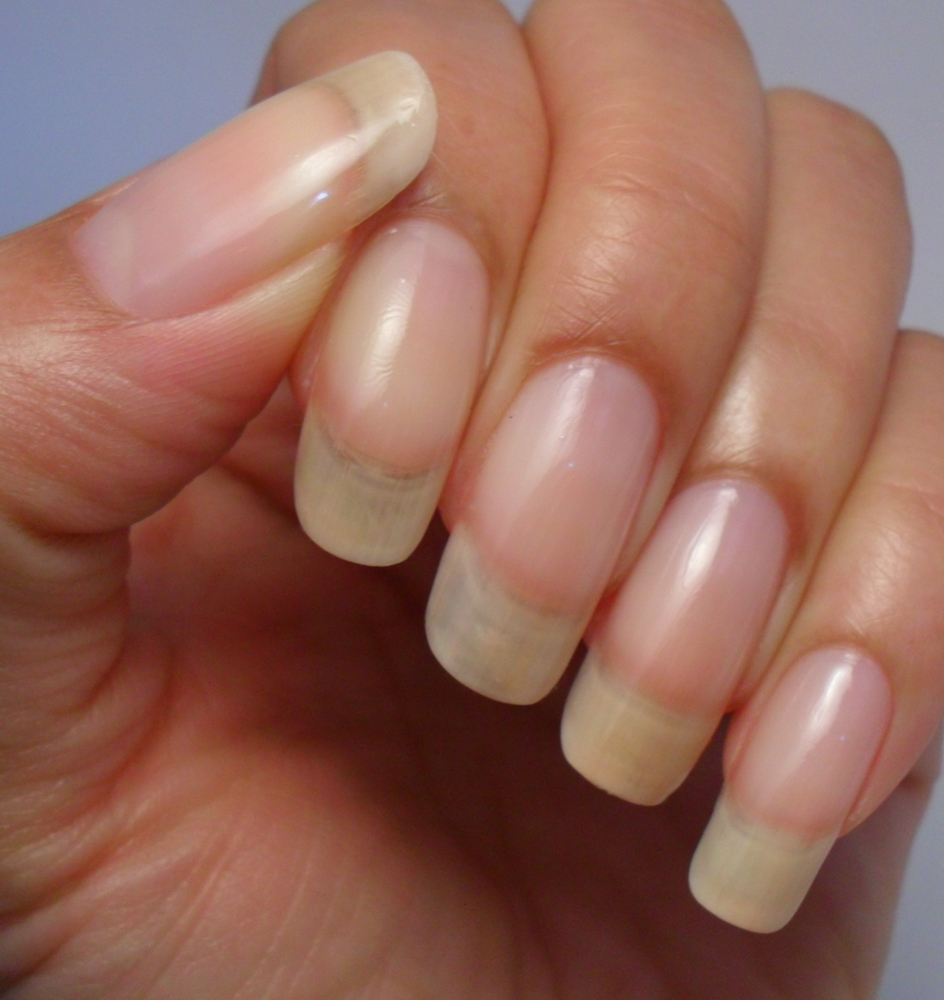 Ash-Lilly\'s Lacquer Lust: Naked nails