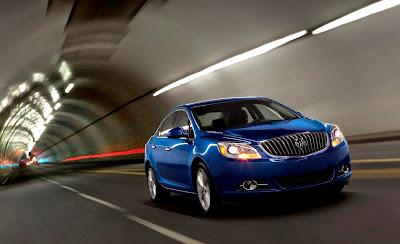 2016 Buick Verano - Release Date