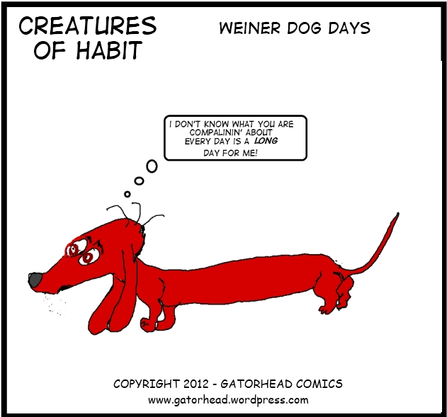 Wiener Dog Cartoon More cartoon type way.
