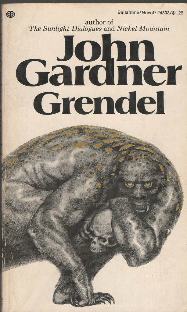 gardner s grendel and existentialism Grendel and existentialism existentialism holds that all objects and events extend indefinitely through time and space chapter 1 establishes that grendel is born into a cyclic world: one where feuds last years and instances repeat themselves.