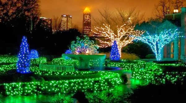 Atlanta el mundo de coca cola for Jardin botanico nocturno 2016