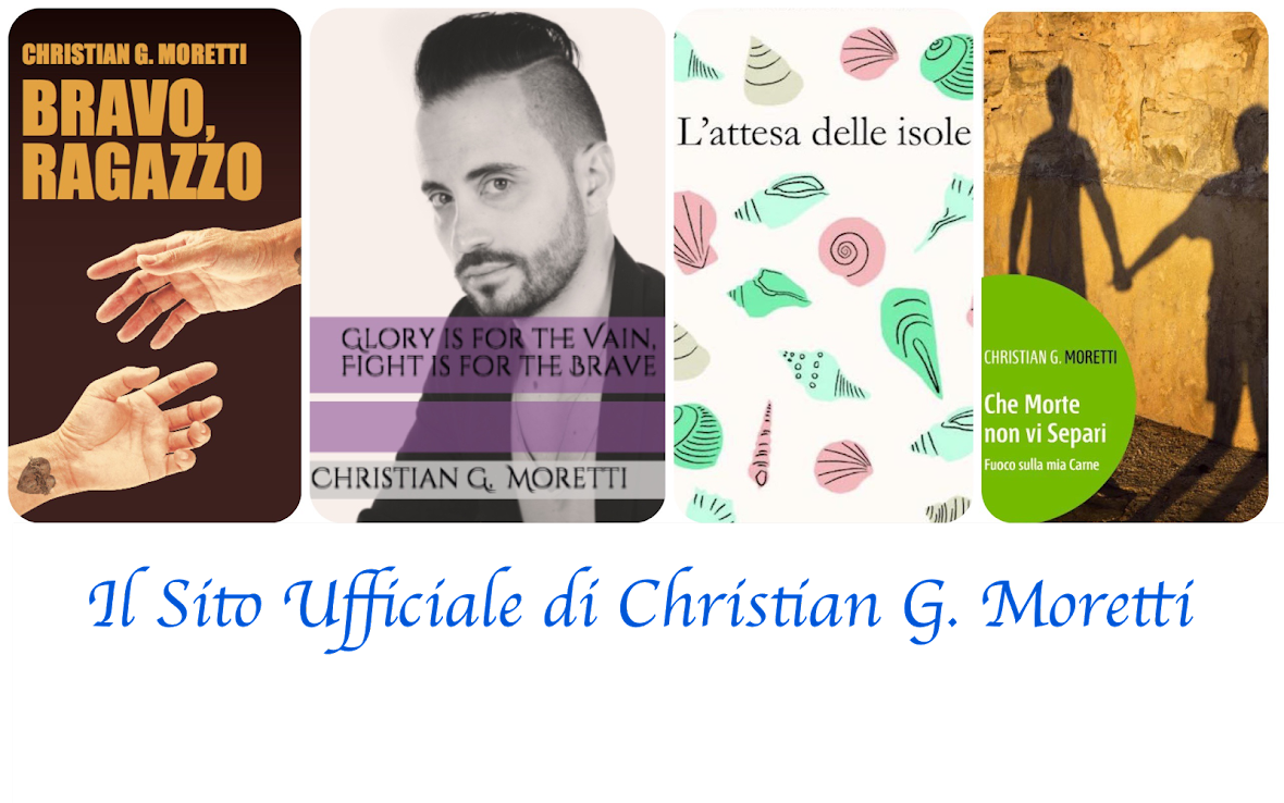 Christian G. Moretti - The Official Website