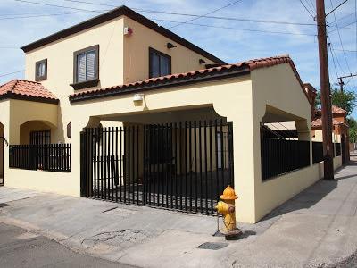 fachadas de casas modernas fachada de casa moderna con