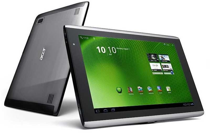 Tablet acer a501 iconia tab 3g 16gb