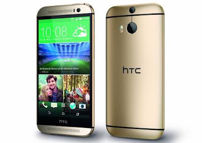 Harga dan Spesifikasi HTC One M8 Eye Terbaru