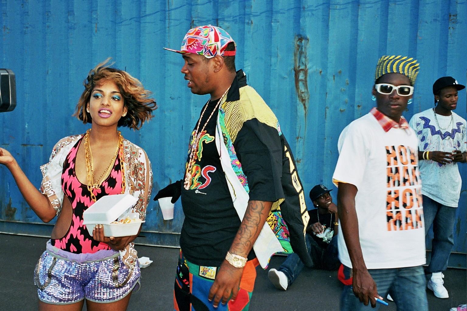 Hip hop fashion - Wikipedia 11