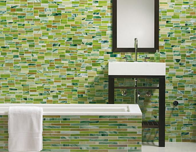 #5 Bathroom Tiles Ideas