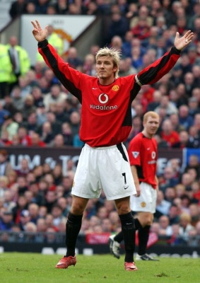 Model Rambut David Beckham 2002