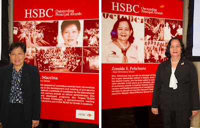 HSBC Outstanding Principals Awards