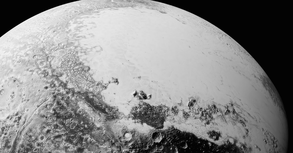 Latest Pluto Pictures!