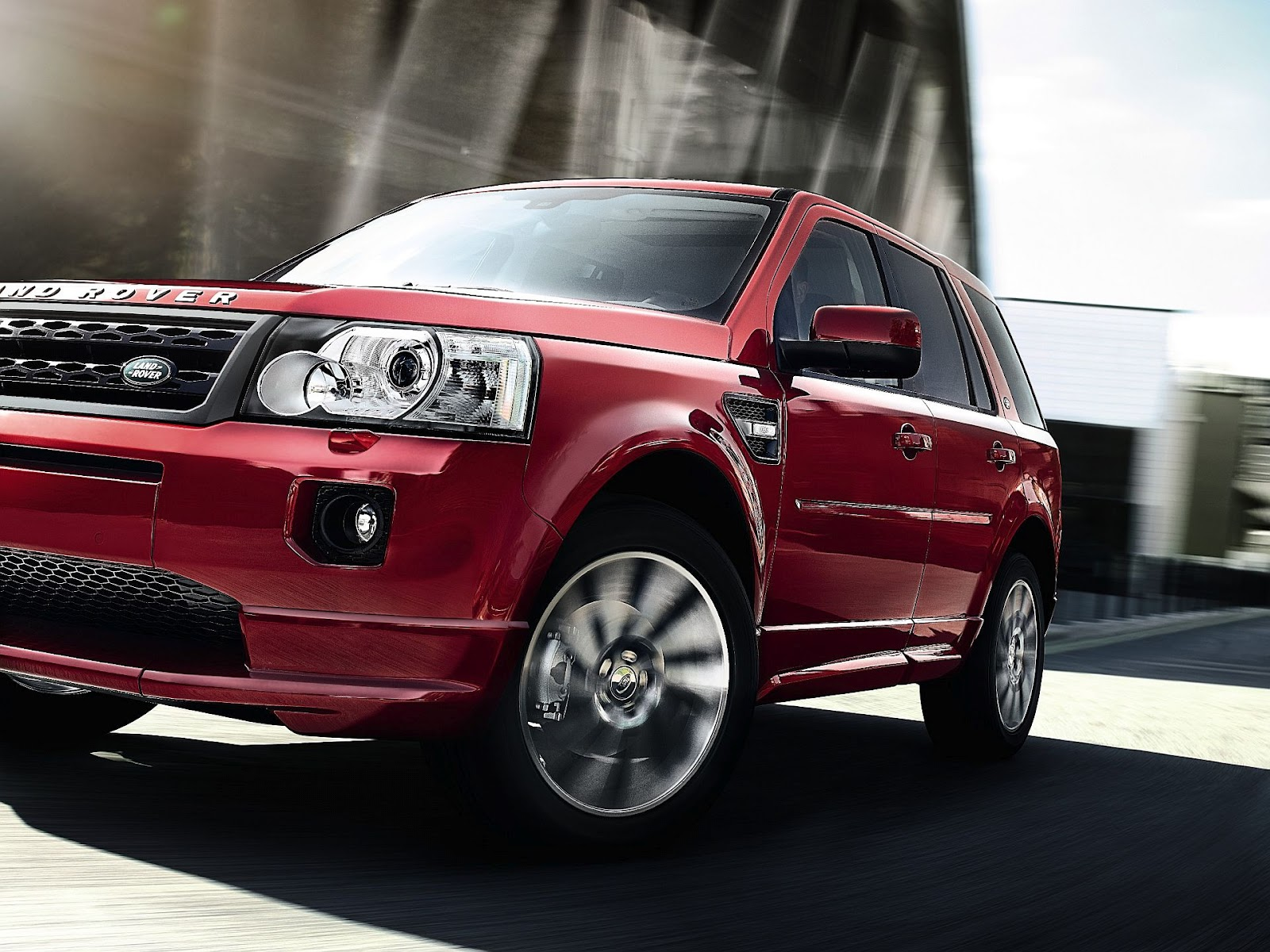 land rover limited edition freelander 2 announced. Black Bedroom Furniture Sets. Home Design Ideas