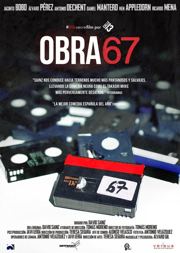 Poster de 'Obra 67'