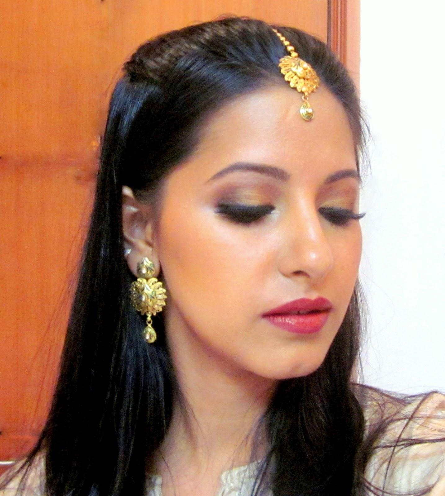 List Of Bridal Makeup : Product List for Indian Bridal Makeup Tutorial