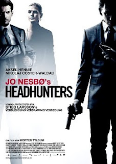 Filme Poster Headhunters BRRip XviD & RMVB Legendado