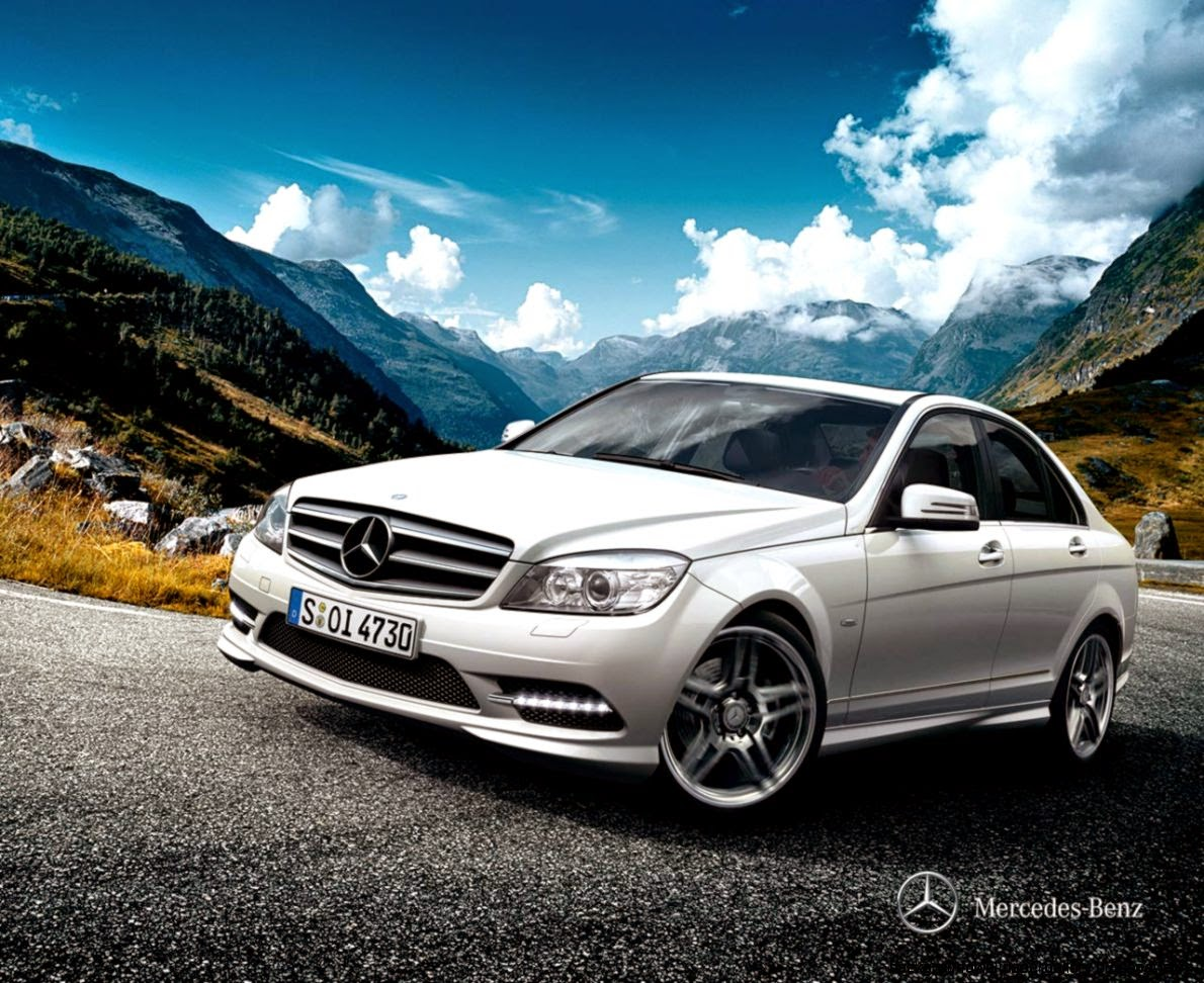 mercedes c200 car wallpapers hd | background wallpaper gallery