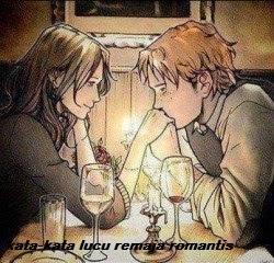 Kumpulan Kata-kata Lucu Remaja Romantis Banget
