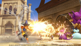 Dragon Quest Heroes recibirá DLC'S gratis 2