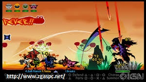 free Download Game Patapon For PC Full Version ZGASPC