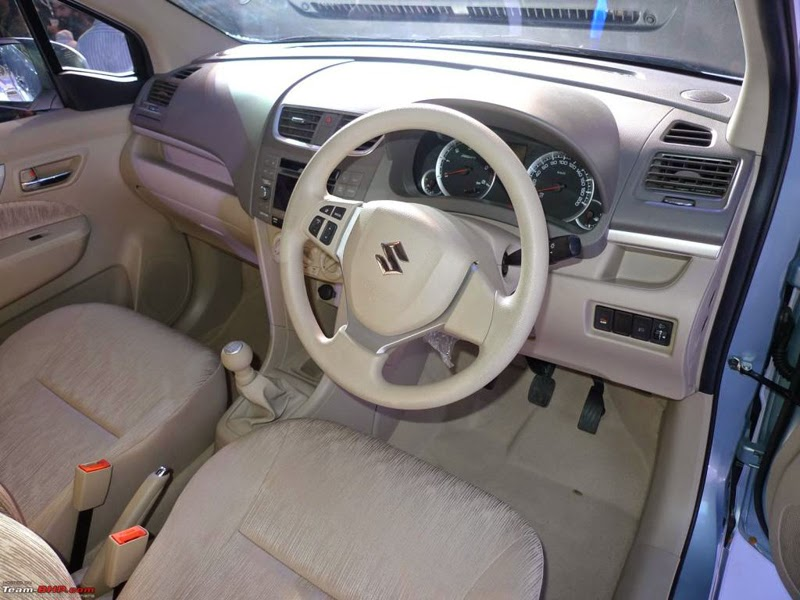 Modifikasi Interior Suzuki Ertiga