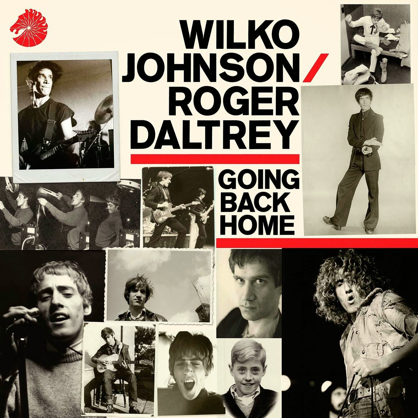 WILKO JOHNSON & ROGER DALTREY - (2014) Going back home