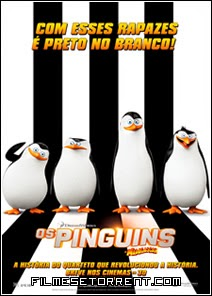 Os Pinguins de Madagascar Torrent Dual Audio