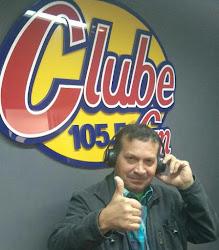REPÓRTER NA POLICIA E NAS RUAS. PROGRAMA DF ALERTA CLUBE FM 105.5 COM FRED LINLHARES.