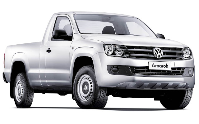 VW Amarok S Cabine Simples 2014