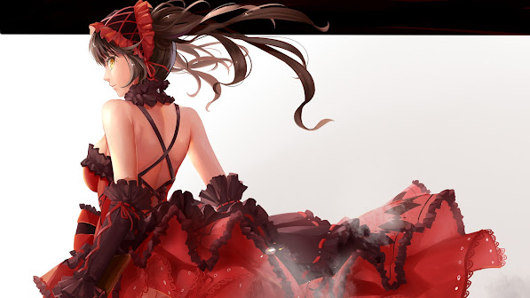 Tokisaki Anime Date A Live 3p