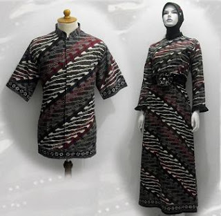 model baju batik remaja