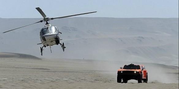 Dakar Series en Argentina Jujuy